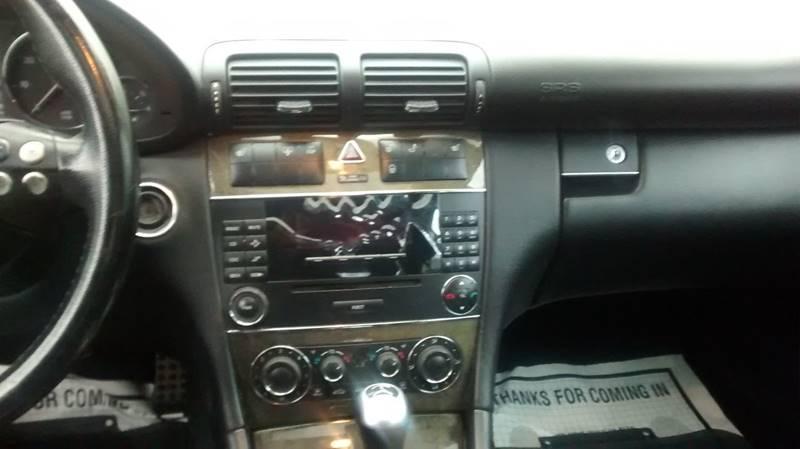 2007 Mercedes-Benz C-Class C230 Sport 4dr Sedan - Hammond IN