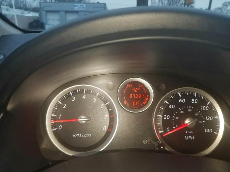 2010 Nissan Sentra 2.0 S 4dr Sedan - Hammond IN