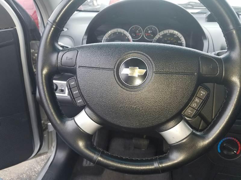 2011 Chevrolet Aveo Aveo5 LT 4dr Hatchback w/2LT - Hammond IN