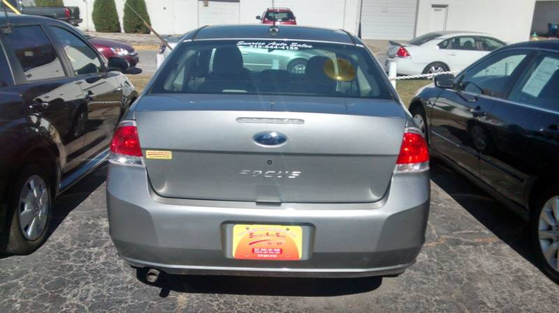 2008 Ford Focus S 2dr Coupe - Hammond IN