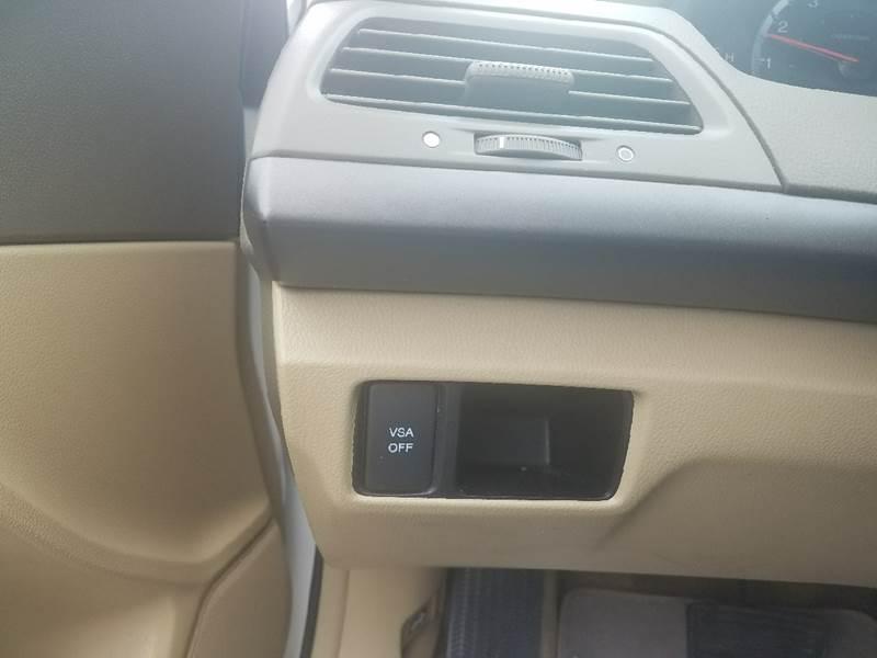 2009 Honda Accord LX 4dr Sedan 5A - Hammond IN