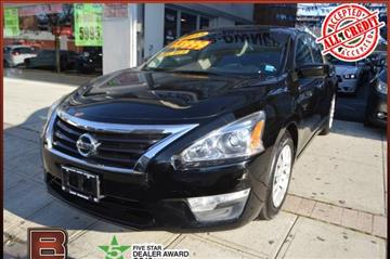 2013 Nissan Altima for sale in Brooklyn, NY