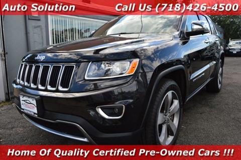 2014 Jeep Grand Cherokee for sale in Woodside, NY