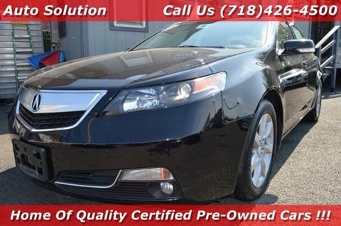 2014 Acura TL for sale in Woodside, NY