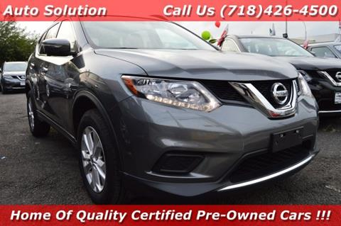 2014 Nissan Rogue for sale in Woodside, NY