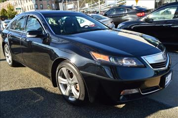 2013 Acura TL for sale in Woodside, NY