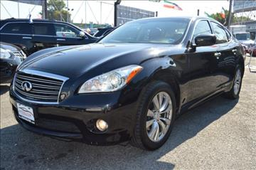2013 Infiniti M37 for sale in Woodside, NY