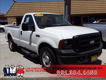 2006 Ford F-250 Super Duty for sale in Ontario, CA