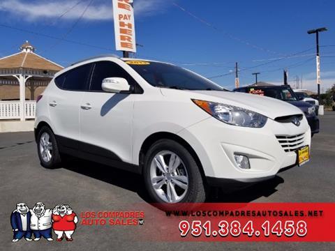 2013 Hyundai Tucson for sale in Riverton, CA