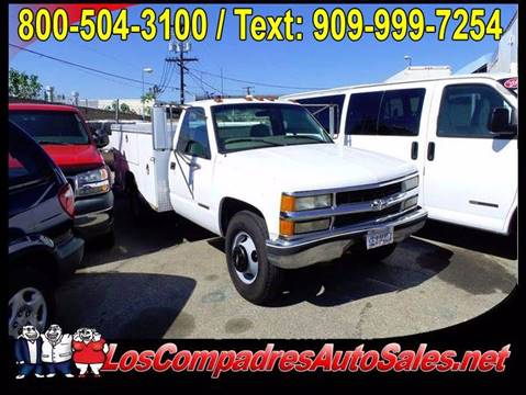 2000 Chevrolet C/K 3500 Series for sale in Ontario, CA
