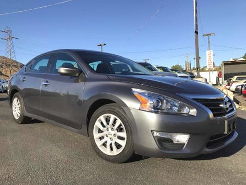 2015 Nissan Altima for sale at Los Compadres Auto Sales in Riverside CA