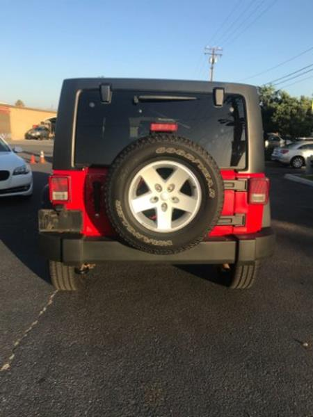 2016 Jeep Wrangler Unlimited Sport S 4x4