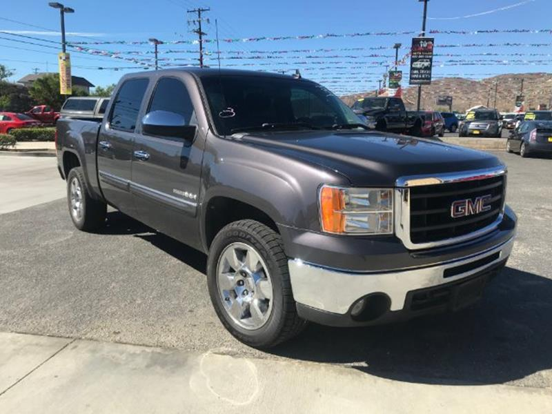 2011 GMC Sierra 1500 SLE 4x2 5.8 ft. SB