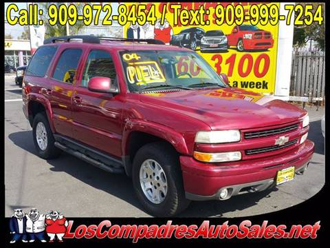 2004 Chevrolet Tahoe for sale in Ontario, CA