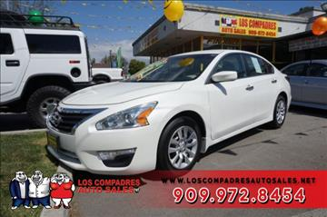 2014 Nissan Altima for sale in Ontario, CA