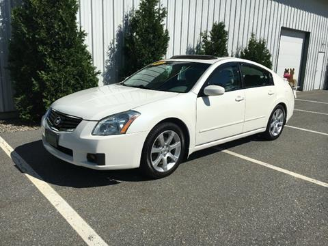 2008 Nissan Maxima for sale in Plaistow, NH