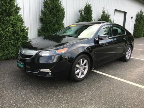 2013 Acura TL for sale in Plaistow, NH