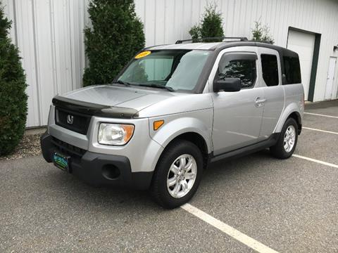 2006 Honda Element for sale in Plaistow, NH