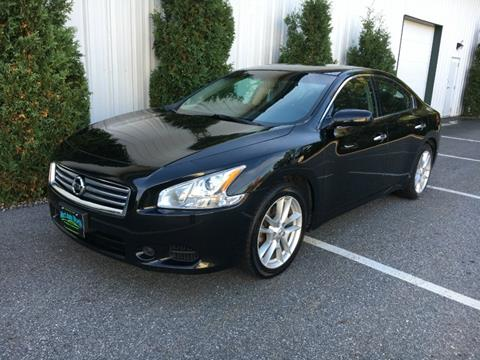 2014 Nissan Maxima for sale in Plaistow, NH
