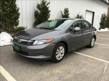 2012 Honda Civic for sale in Plaistow, NH