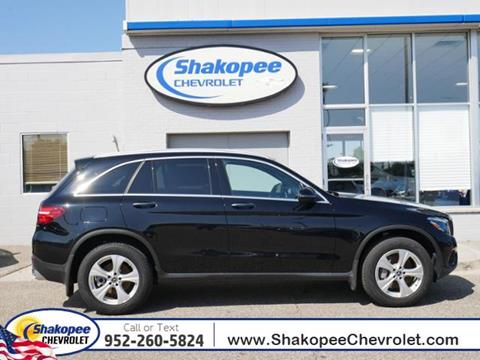 2017 Mercedes-Benz GLC for sale in Shakopee, MN