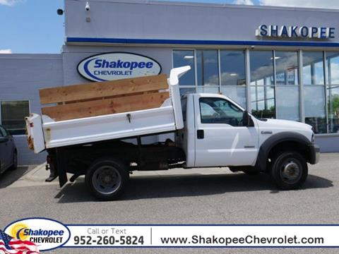 2005 Ford F-450 Super Duty for sale in Shakopee, MN