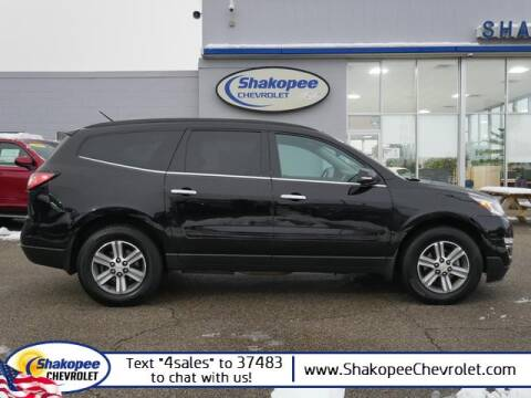 2016 Chevrolet Traverse for sale at SHAKOPEE CHEVROLET in Shakopee MN