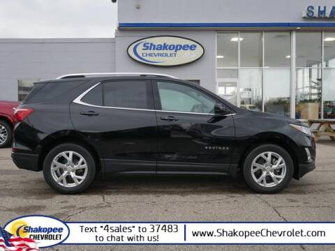 2020 Chevrolet Equinox for sale at SHAKOPEE CHEVROLET in Shakopee MN