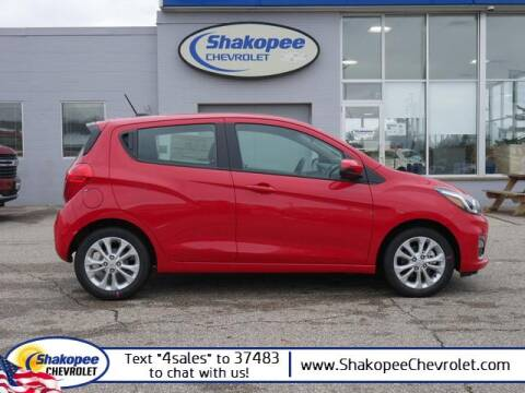 2021 Chevrolet Spark for sale at SHAKOPEE CHEVROLET in Shakopee MN