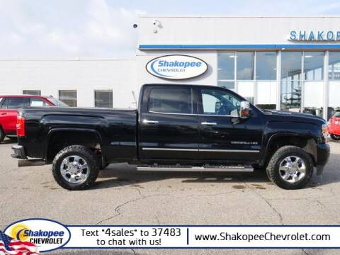 2019 GMC Sierra 3500HD for sale at SHAKOPEE CHEVROLET in Shakopee MN
