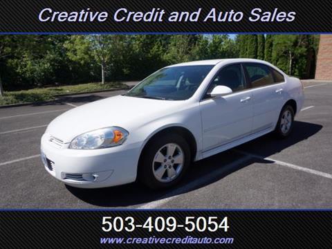 2010 Chevrolet Impala for sale in Salem, OR
