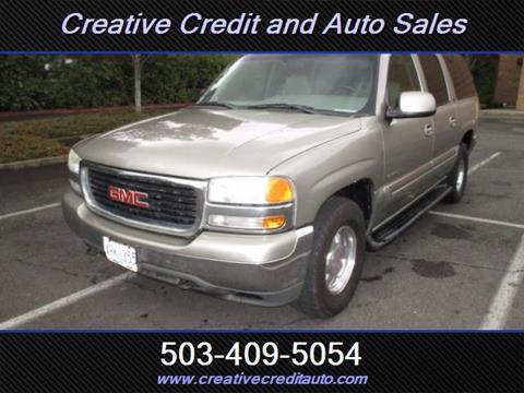 2000 GMC Yukon XL for sale in Salem, OR