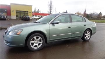 2005 Nissan Altima for sale in Keizer, OR