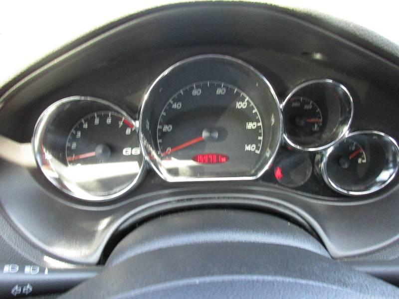 2007 Pontiac G6 Value Leader 4dr Sedan w/1SV - Richmond VA
