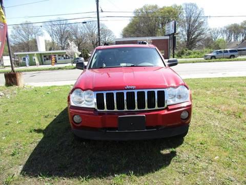 2005 Jeep Grand Cherokee for sale in Richmond, VA