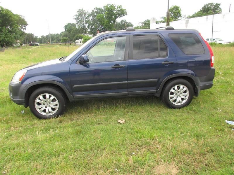2005 Honda CR-V AWD EX 4dr SUV - Richmond VA