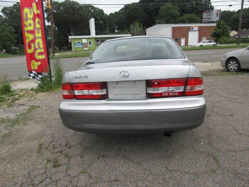 2001 Lexus ES 300 4dr Sedan - Richmond VA