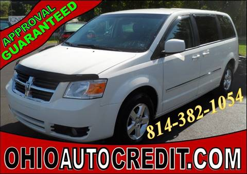 2008 Dodge Grand Caravan for sale in Serving Ohio And Pa, OH