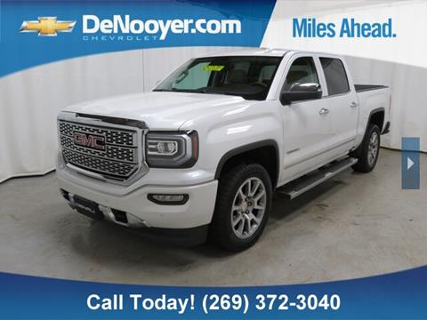 2017 GMC Sierra 1500 for sale in Kalamazoo, MI
