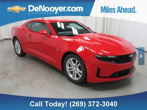 2020 Chevrolet Camaro for sale in Kalamazoo, MI