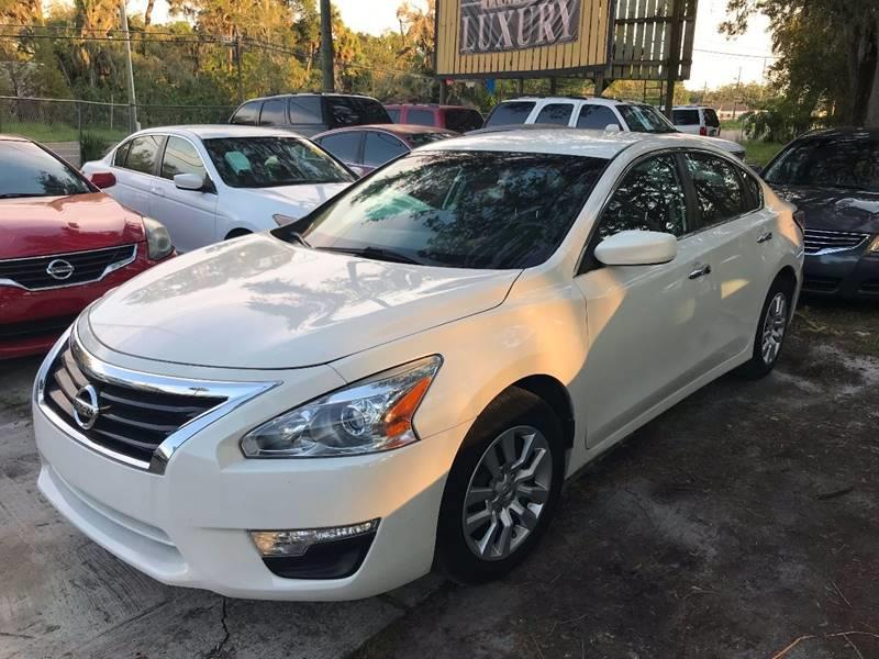 2014 Nissan Altima 2 5 S In Tampa Fl Tampa Bay Luxury Llc