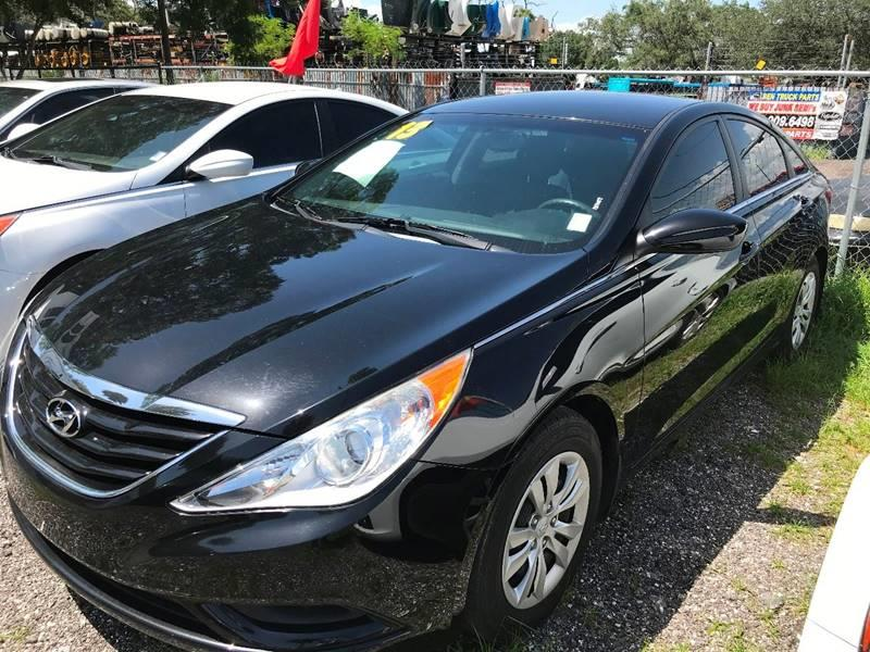 2013 Hyundai Sonata For Sale At Tampa Bay Luxury LLC In Tampa FL