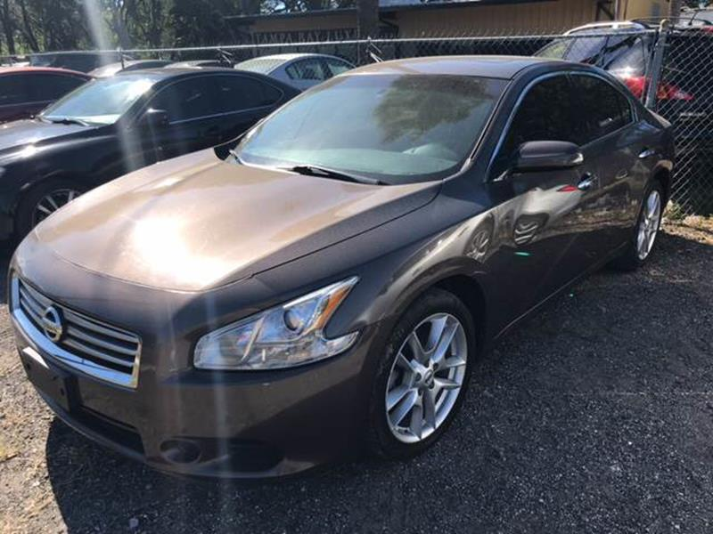 2014 Nissan Maxima For Sale At Tampa Bay Luxury LLC In Tampa FL