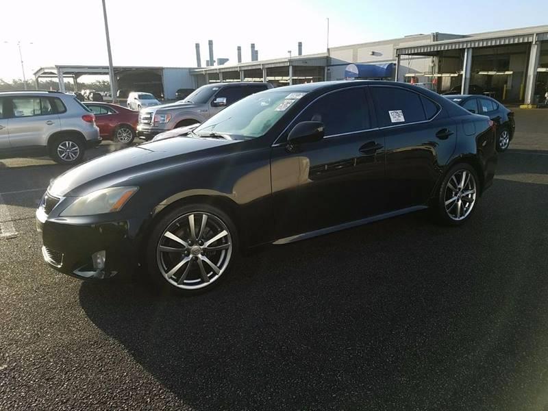 2008 Lexus IS 250 In Tampa FL - Tampa Bay Luxury LLC