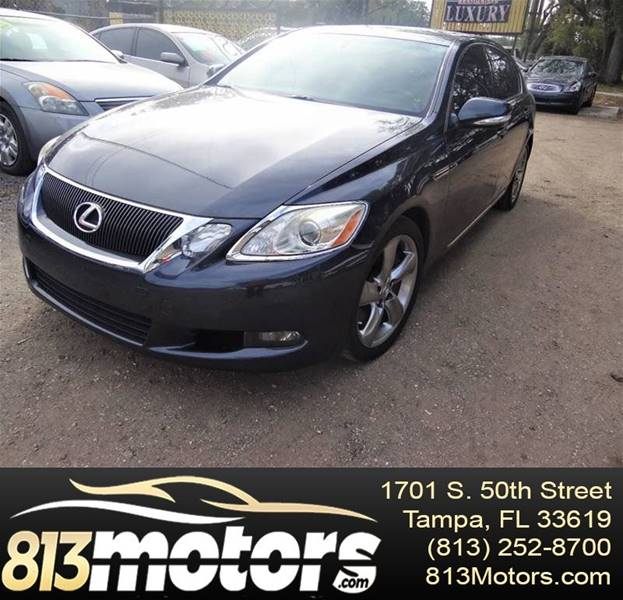 2010 Lexus Gs 350 In Tampa Fl Tampa Bay Luxury Llc