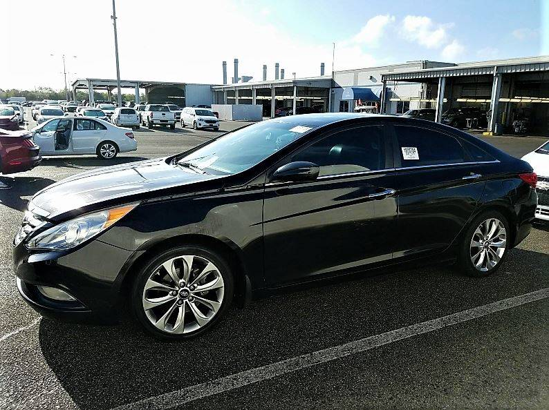 2012 Hyundai Sonata For Sale At Tampa Bay Luxury LLC In Tampa FL