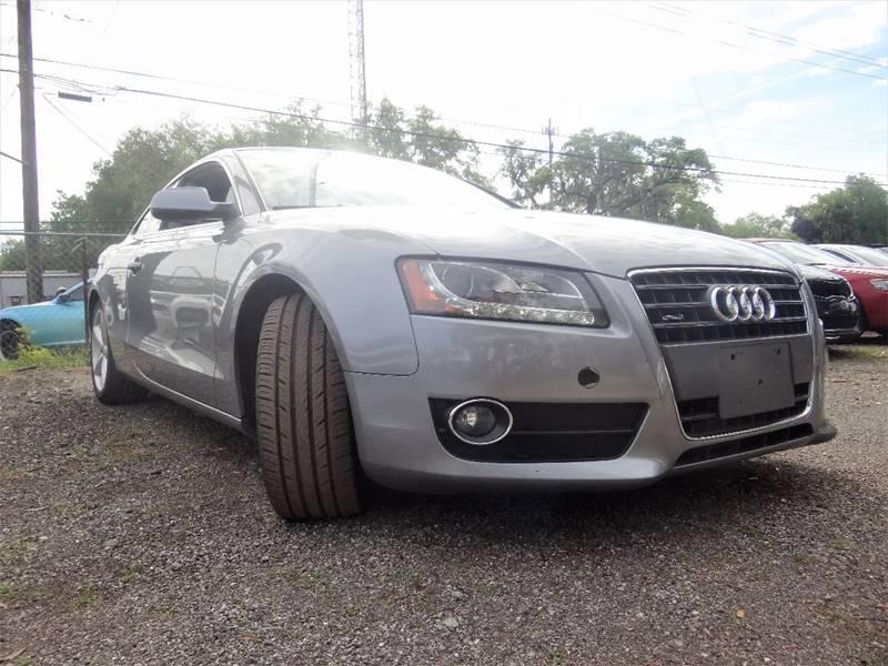 2010 Audi A5 2.0T quattro Premium Plus In Tampa FL - Tampa Bay ...