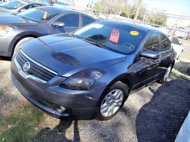2009 Nissan Altima For Sale At Tampa Bay Luxury LLC In Tampa FL