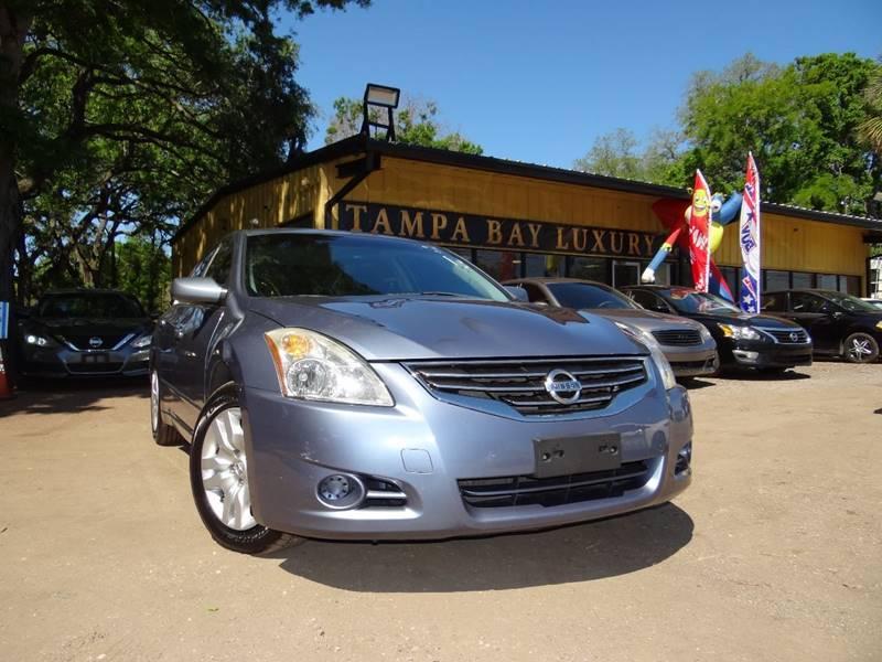 2011 Nissan Altima 2.5 S In Tampa FL - Tampa Bay Luxury LLC