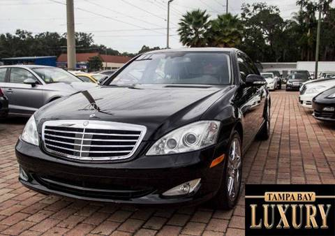 2008 Mercedes-Benz S-Class for sale in Tampa, FL